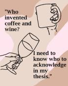 """""""Coffee & Wine"""""""